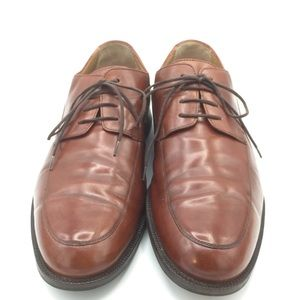 Johnston and Murphy Brown Leather Shoes